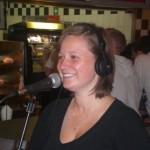 Tinas Radioauftritt bei Burger King
