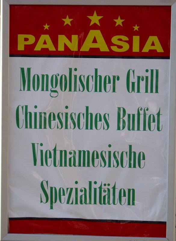 PanAsia Schild