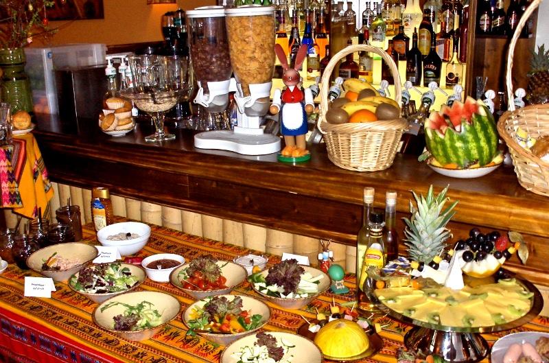 All You Can Eat Dresden Pura Vida Buffet